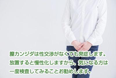 膣カンジダ検査キット