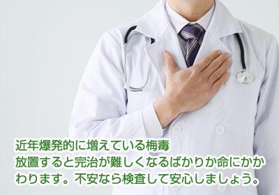 梅毒検査キット